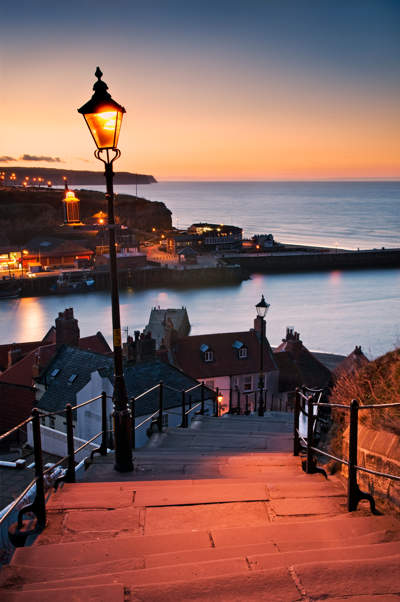 Whitby Stairs